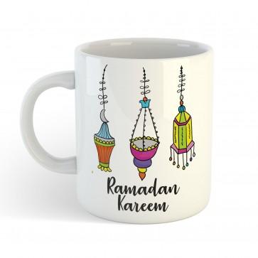 Ramadan Kareem Lantern - Mug