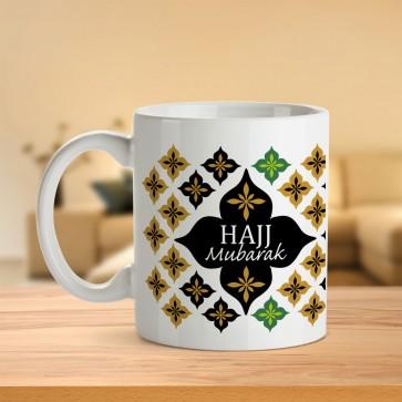 Hajj Mubarak Maroc Midnight Mug