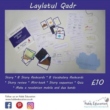 Laylatul Qadr Activity Pack