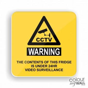 CCTV Warning Ramadan-  Islamic Fridge Magnet