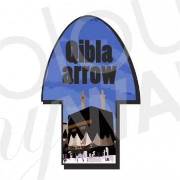 Qibla Sticker