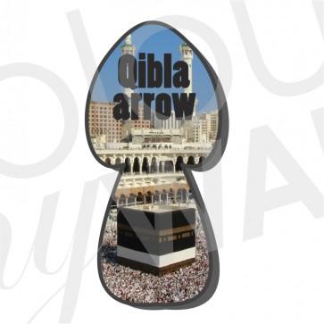 Qibla Sticker 2