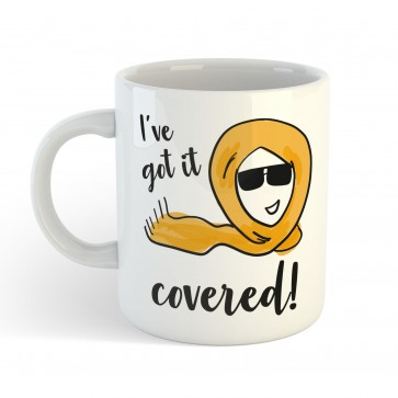 I've got it covered - Hijab Mug