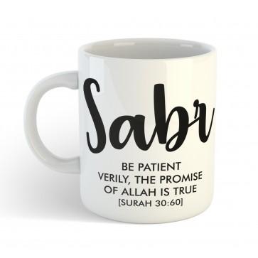 Sabr - Mug