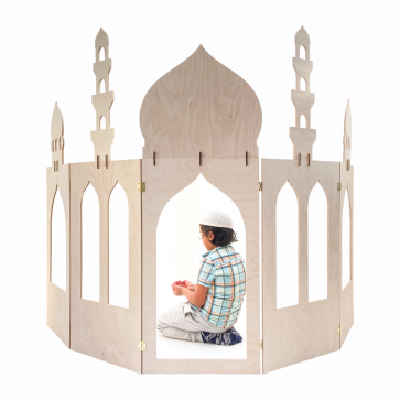 My Mini Masjid - 5 Panels Role-Play Mosque