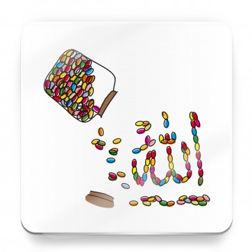 Allah - Sweets - Magnet