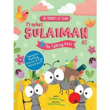 Prophet Sulaiman & The Talking Ants Activity Book