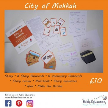 City of Makkah Activity Pack