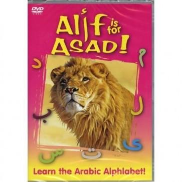 ALIF IS FOR ASAD! - DVD
