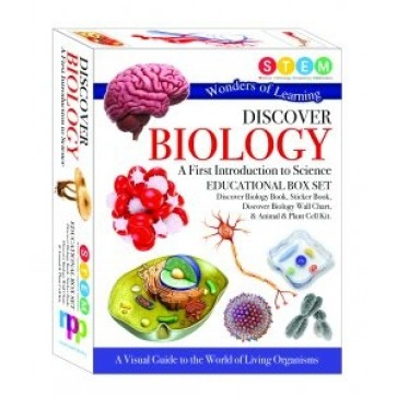 Discover Biology Box Set