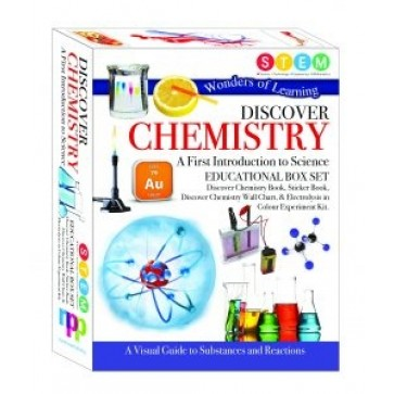 Discover Chemistry Box Set