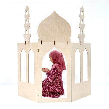 My Mini Masjid - 3 Panels Role-Play Mosque