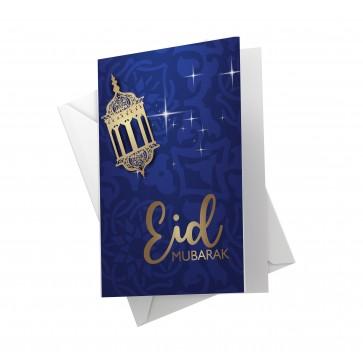 EID MUBARAK Cards- Midnight- 12 PACK-A6