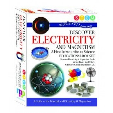 Discover Electricity and Magnetism Box Set