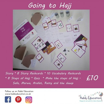 Hajj Trip Activity Pack