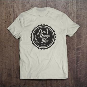 Free Range Kid T-shirt - Homeschool Wear