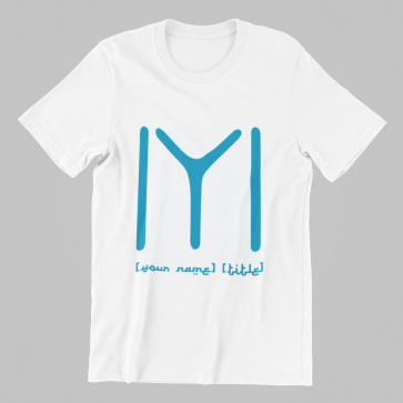 KAYI Ertugrul T-shirt for adults - option to personalise