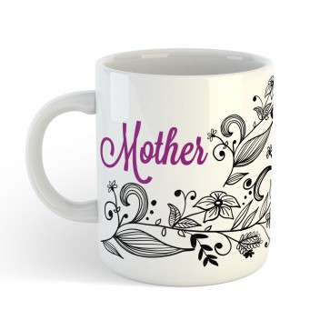 Mother Gift Mug - A woman's worth
