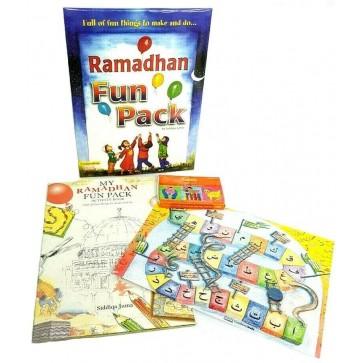 My Ramadan Fun Pack Paperback